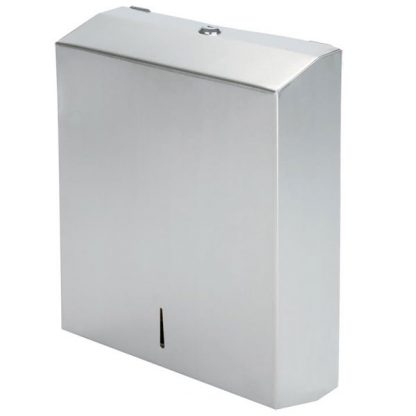 Stainless Steel Paper Hand Towel Dispenser