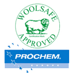Prochem Woolsafe Approved
