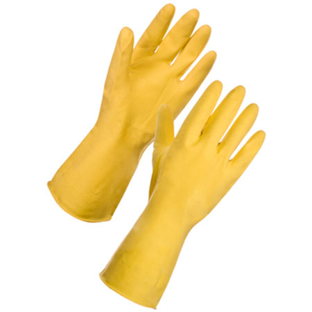 Rubber & Heavy Duty Gloves