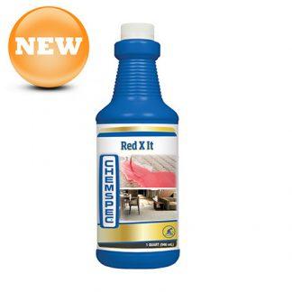 Chemspec Red X It Carpet Stain Remover Liquid