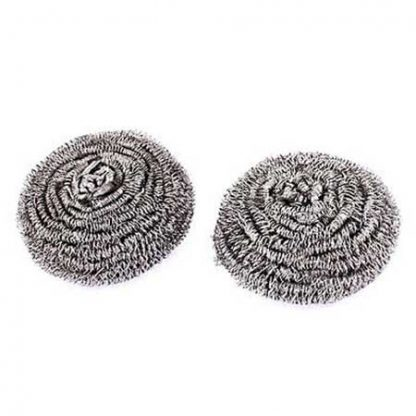 Stainless Steel Washing Up Spiral Scourers