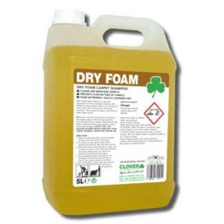 Clover Dry Foam Carpet Shampoo