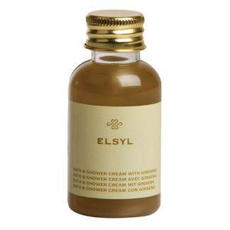 Elsyl Ginseng Bath Cream Miniature