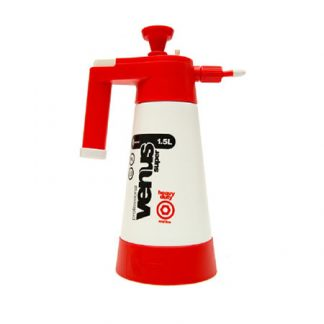 Red And White Venus PRO 1.5 Litre Compression Sprayer