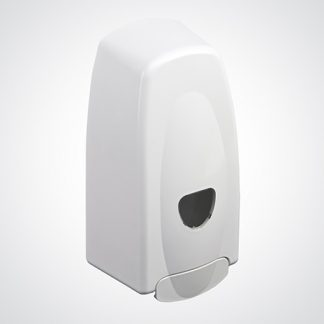 White ABS Plastic Soap Dispenser 1000ml