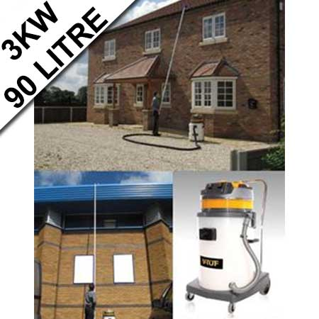V-Tuf Industrial Gutter Cleaning Kit 3KW
