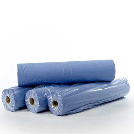 Blue Couch Roll