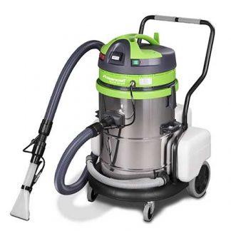 Cleancraft Flexcat Wet & Dry Vacuum Cleaner 62 Litre 262-2 IEPD