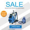 Prochem Carpet Cleaning machines Sale