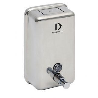 Dolphin Stainless Steel Soap Dispenser