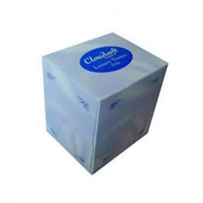 Cloudsoft Cube Facial Tissues