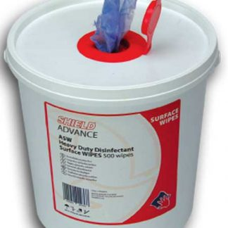 Heavy Duty Disinfectant Surface Wipes