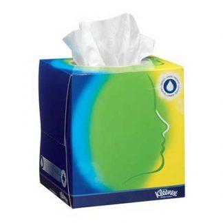 Kleenex Balsalm Cube Facial Tissue