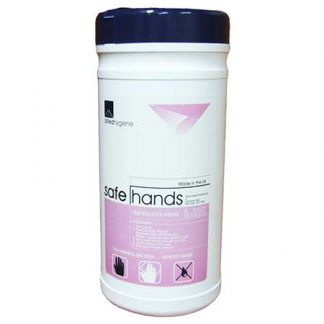 Safe Hands Antibacterial Hand-Wipes