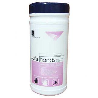 Safe Hands Antibacterial Hand-Wipes