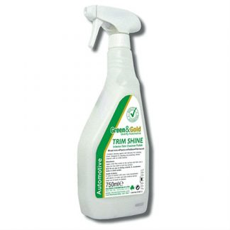 Clover Trim Shine Car Trim Cleaner & Polish