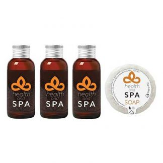 Health and Spa Toiletries Welcome Pack 250