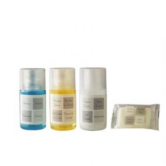 Mignon Toiletries Welcome Pack