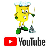 Professional Cleaning Product Demonstrations on Youtube