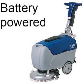 Prochem Rapid 380 BC Battery Floor Scrubber Drier