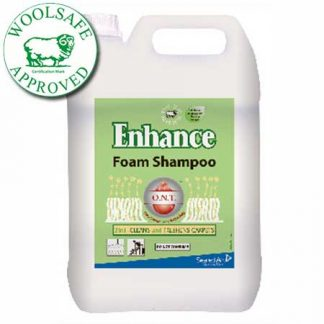 Enhance Foam Carpet Shampoo