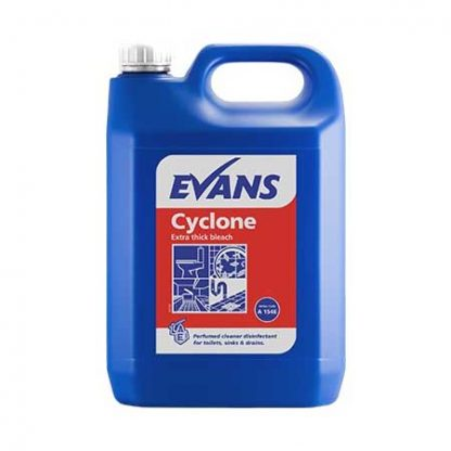 Evans Cyclone Extra Thick Bleach