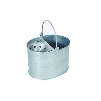 Galavnised Metal Mop Bucket 13 Litre