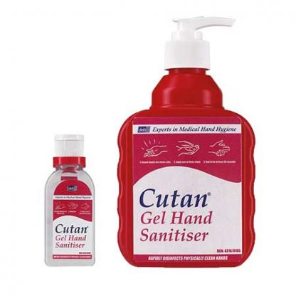 Cutan Gel Hand Sanitiser Alcohol hand Rub