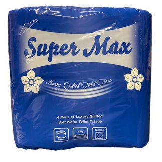 Supermax Toilet Roll 2 ply 40 rolls