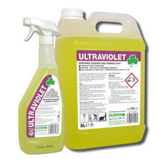 Clover Ultraviolet Antibacterial Surface Cleaner
